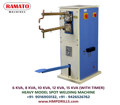 Heavy Duty Spot Welding Machine With Timer Manufacturers in india